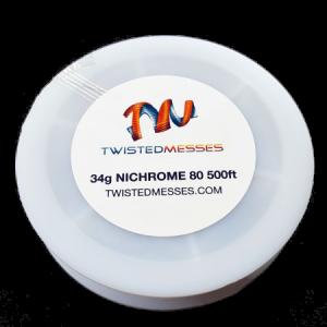 Nichrome 80 Wire 500 Feet