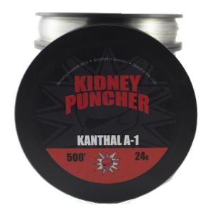 Kanthal A1 Wire 500 Feet