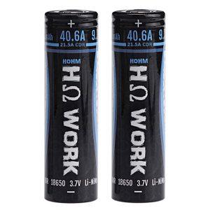 HohmWork 40.6A 2531mAh 18650