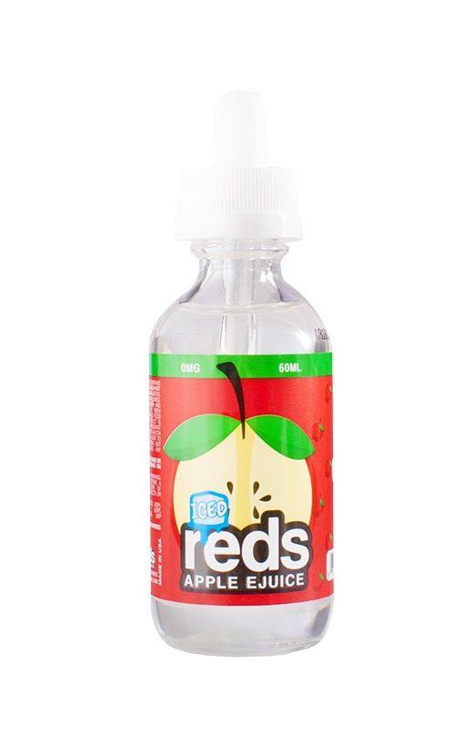 Reds Apple Iced E-Juice by Vape 7 Daze