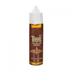 TobacNo7 Fine Rolling Tobacco E-Juice - The Juice Punk