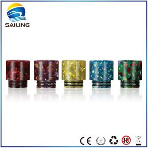 New Epoxy Resin 810 Drip Tips for TFV8/TFV12