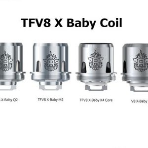 SMOK TFV8 X-Baby Replacement Coils - 3pcs