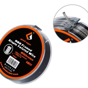 GeekVape N80 Framed Staple Twisted Wire - 10ft