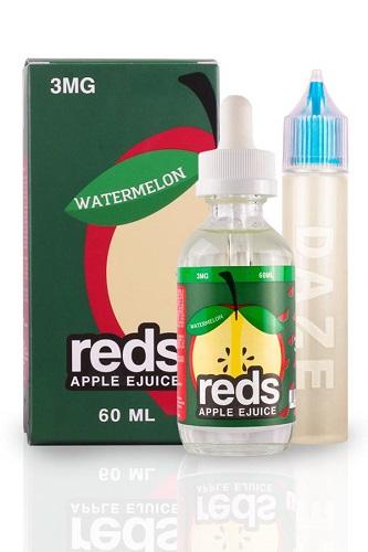 Watermelon Reds Apple by Vape 7 Daze