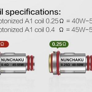 UWELL Nunchaku Replacement Coils - 4 pk