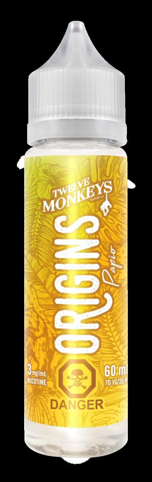 Papio by Twelve Monkeys Origins