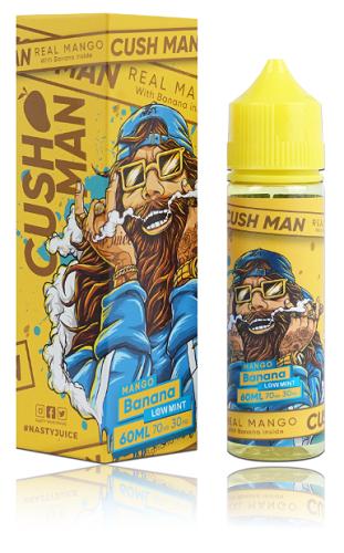 Cush Man Banana by Nasty Juice