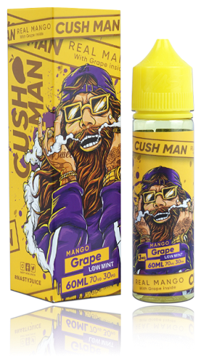 Cush Man Grape by Nasty Juice
