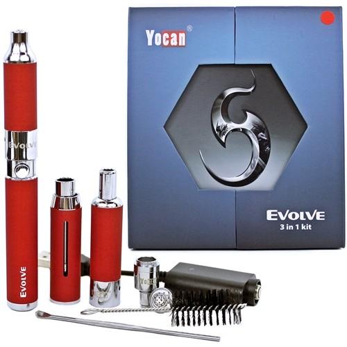 Yocan Evolve 3-in-1 Kit