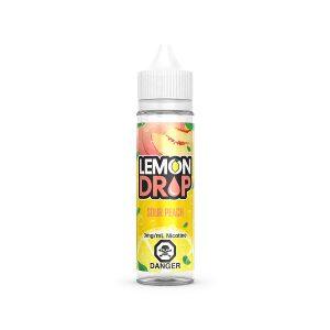 Sour Peach By Lemon Drop
